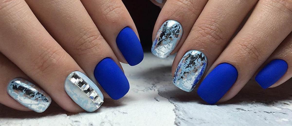 33 Unique and Beautiful Winter Nail Designs