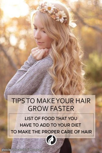 Useful Tips On How To Make Your Hair Grow Faster