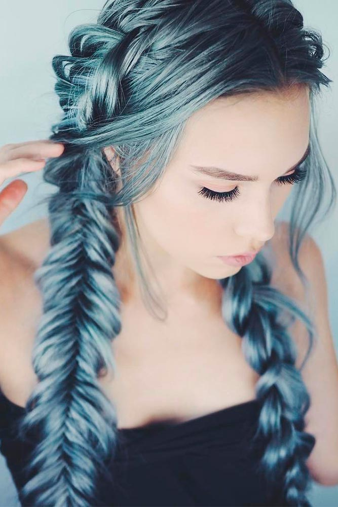 Braided Hairstyles for Long Hair picture 6