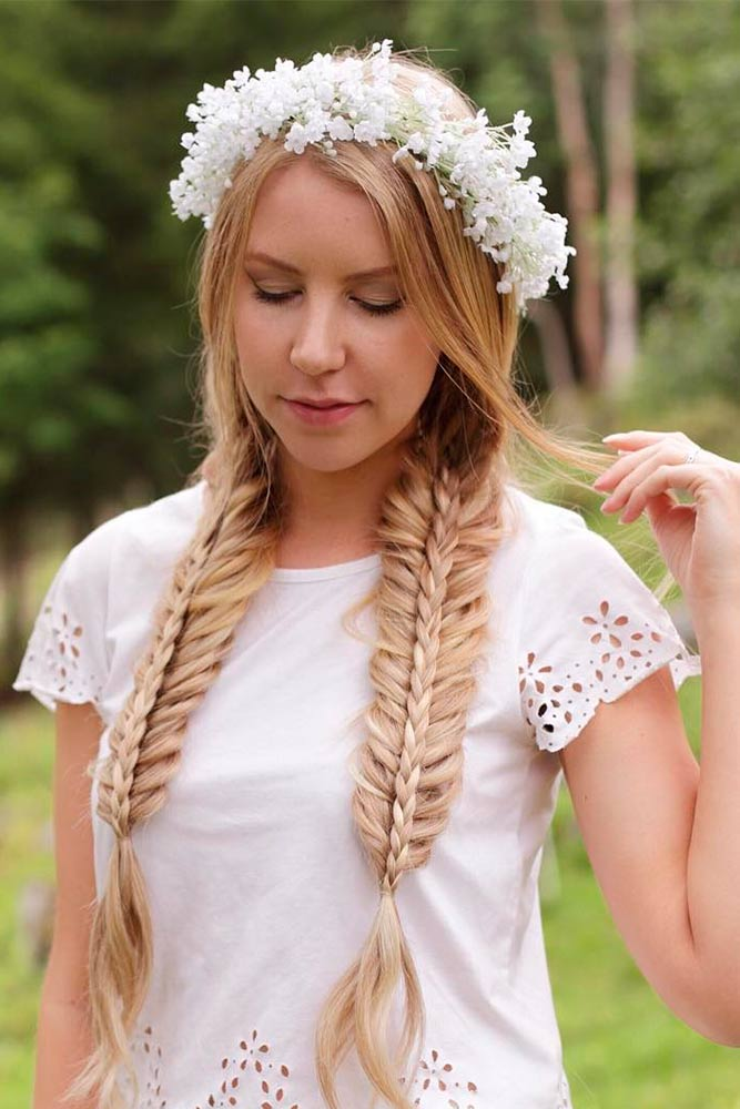 Two Braided Hairstyles picture 2