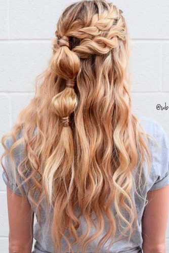 Boho Hairstyles That are Breathtaking picture 6