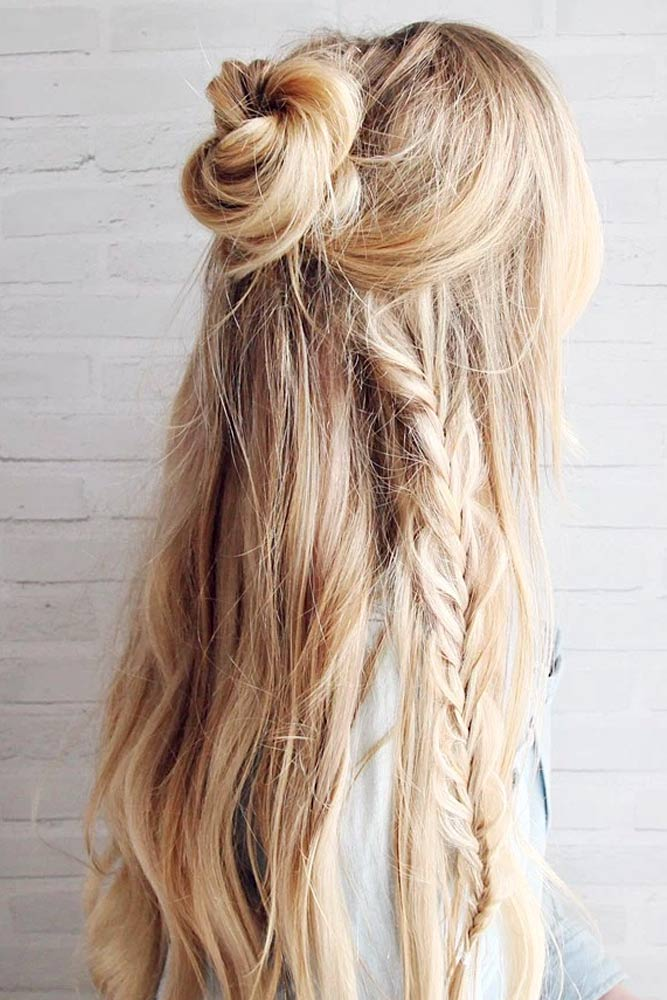 Chic Braided Hairstyles picture2