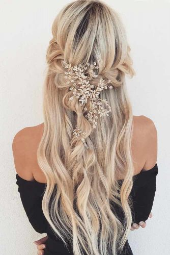Half-Up Half-Down Hairstyles picture2