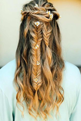 Boho Hairstyles That are Breathtaking picture 3