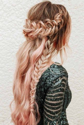 Half-Up Half-Down Hairstyles picture6