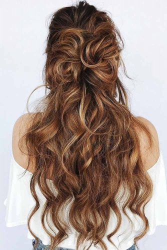 Half-Up Half-Down Hairstyles picture3