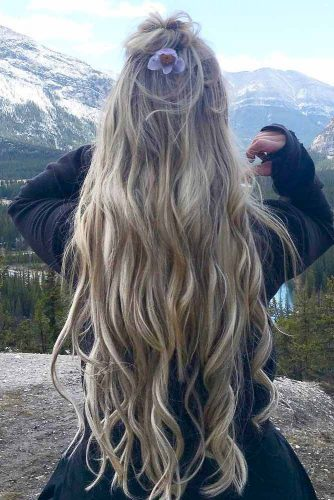 Half-Up Half-Down Hairstyles picture5