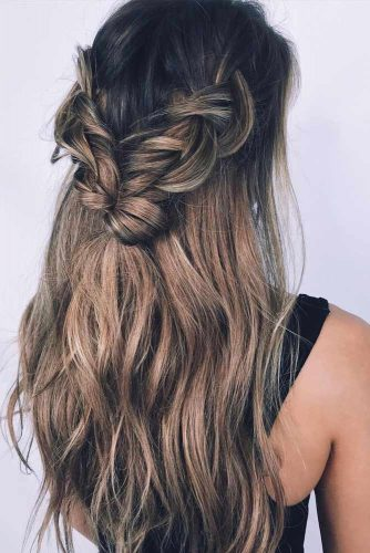 Half-Up Half-Down Hairstyles picture1