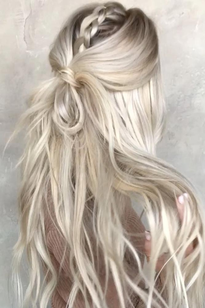 Half-Up Half-Down Hairstyles picture4