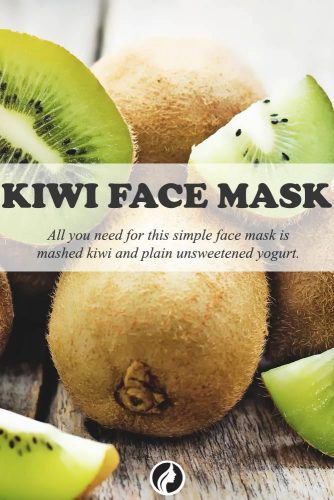 Kiwi Face Mask is One of the Best Face Masks