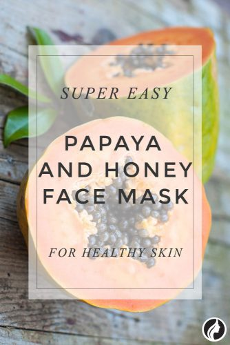 Papaya and Honey Face Mask Recipe for Healthy Skin