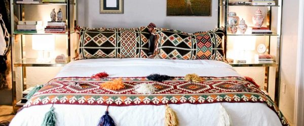 18 Bohemian Bedroom Decoration Ideas