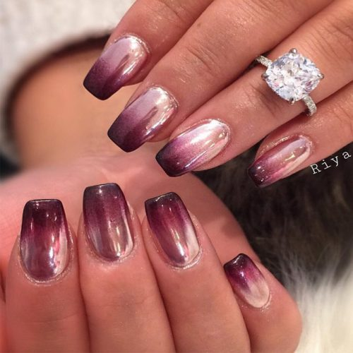 Hottest Chrome Nails Design picture5