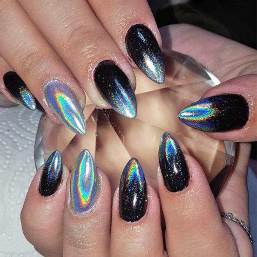 Hottest Chrome Nails Design picture4
