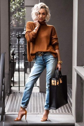 Jeans Cozy Outfits picture 1