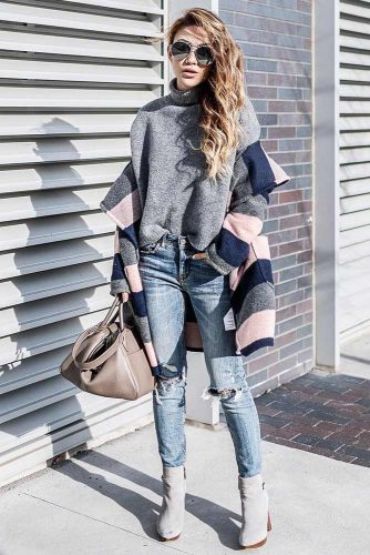 Jeans Cozy Outfits picture 2