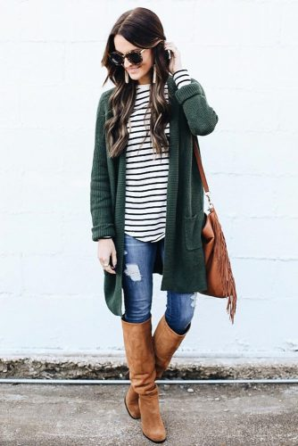 Jeans Cozy Outfits picture 3