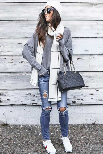Jeans Cozy Outfits picture 4
