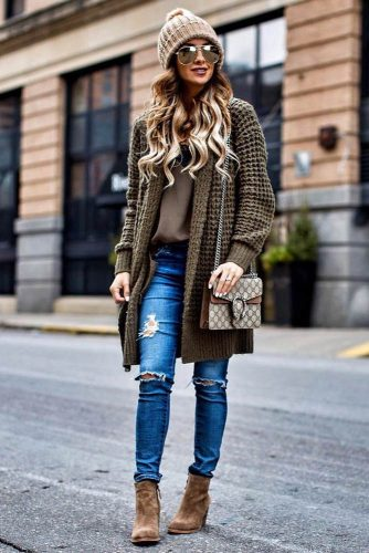 Jeans Cozy Outfits picture 5