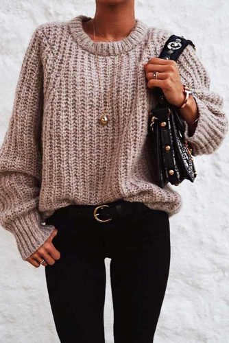 Newest Warm and Comfy Outfit Ideas picture 1