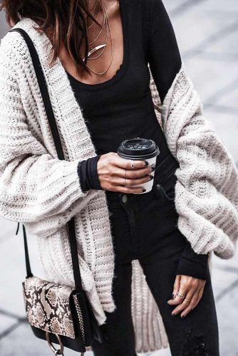 Newest Warm and Comfy Outfit Ideas picture 2