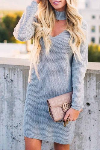 Cozy Dress Outfit Ideas picture 1