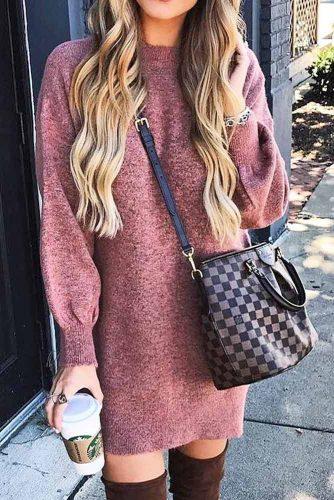 Cozy Dress Outfit Ideas picture 2