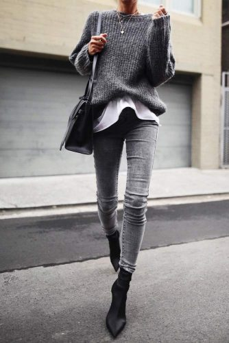 Newest Warm and Comfy Outfit Ideas picture 4