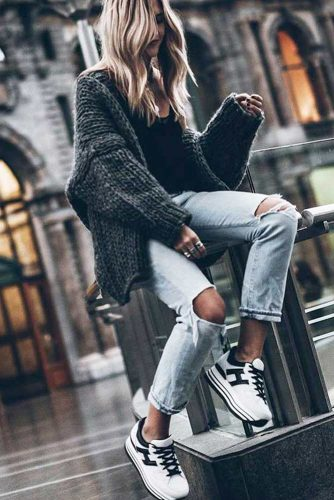 Newest Warm and Comfy Outfit Ideas picture 5