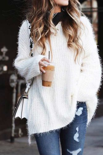 Newest Warm and Comfy Outfit Ideas picture 3