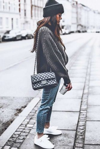 Newest Warm and Comfy Outfit Ideas picture 6