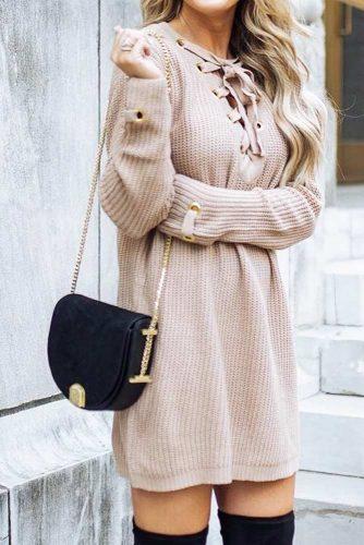 Cozy Dress Outfit Ideas picture 3