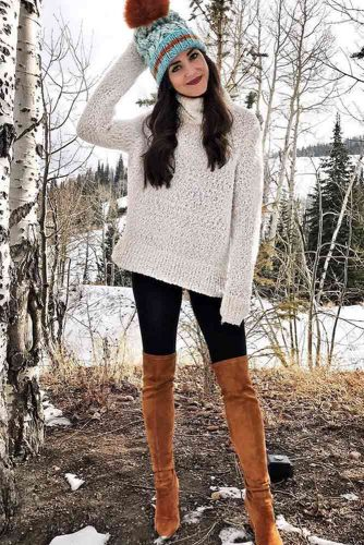 Cute Cozy Outfit Ideas picture 1