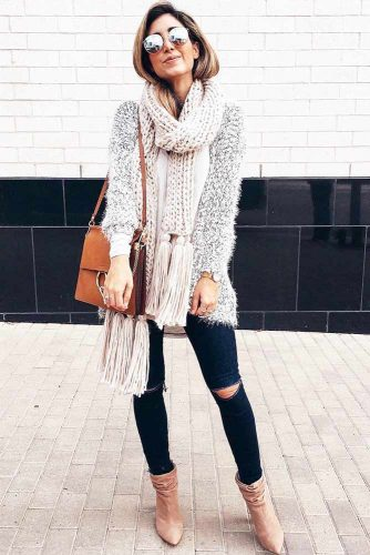Cute Cozy Outfit Ideas picture 3