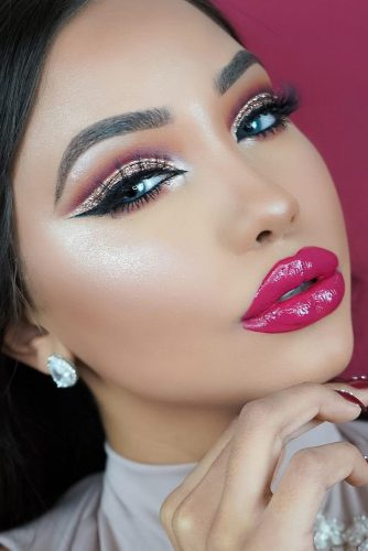 Gorgeous Cut Crease Makeup Looks picture 2