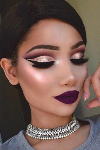 Pretty Cut Crease Makeup Ideas picture 2