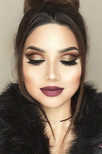 Gorgeous Cut Crease Makeup Looks picture 6