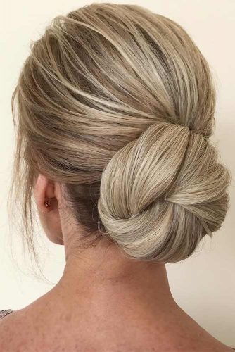 Simple Updo For Medium And Long Hair picture1