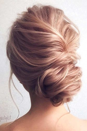 Simple Updo For Medium And Long Hair picture3