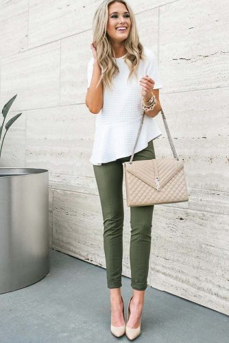 Casual Work Outfit Ideas picture 3