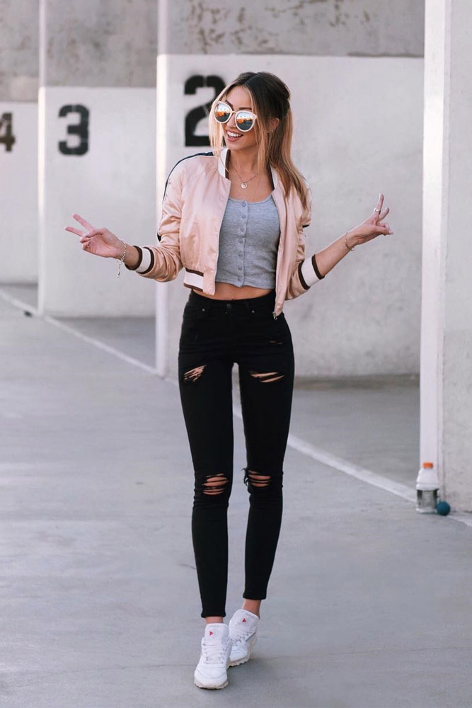 Trendy Outfit Ideas for Spring picture 1