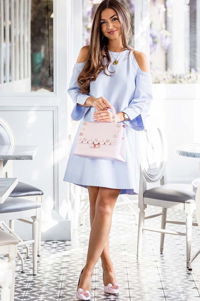 Newest Girly Spring Outfit Ideas picture 3