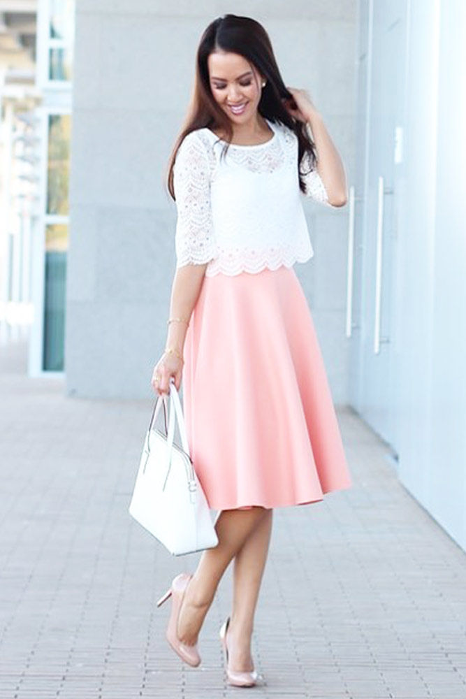 Newest Girly Spring Outfit Ideas picture 1