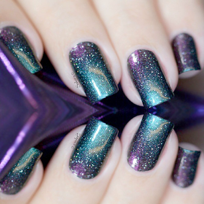 Ideas for Galaxy Nail Designs picture3