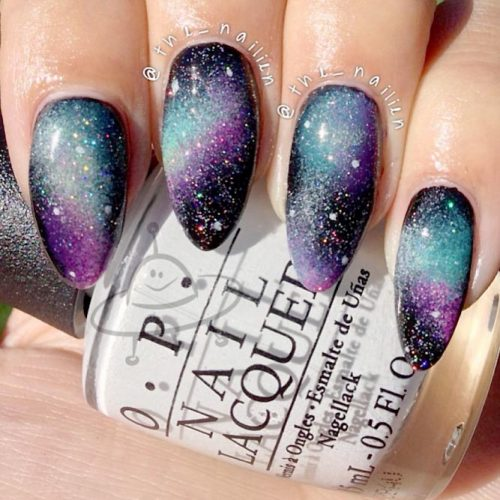 Ideas for Galaxy Nail Designs picture6