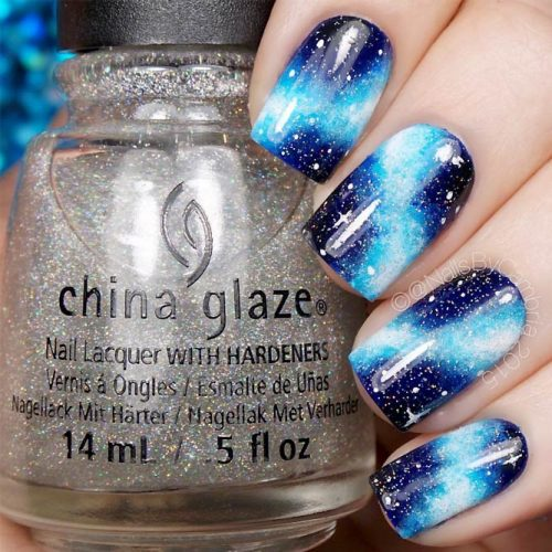 Incredible Galaxy Nails picture2