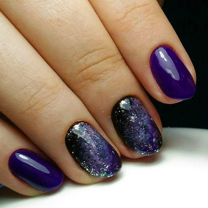 Ideas for Galaxy Nail Designs picture5