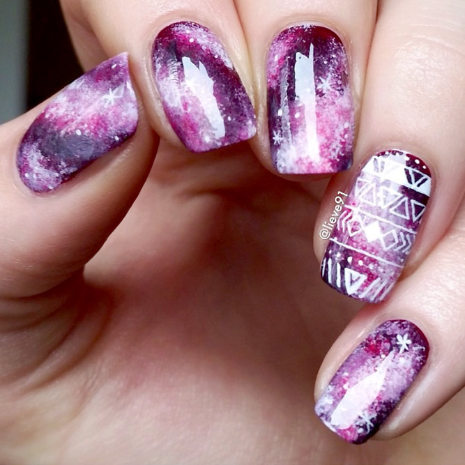 Incredible Galaxy Nails picture3