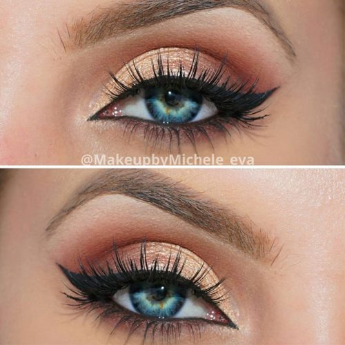 Amazing Makeup Ideas for Blue Eyes picture 3
