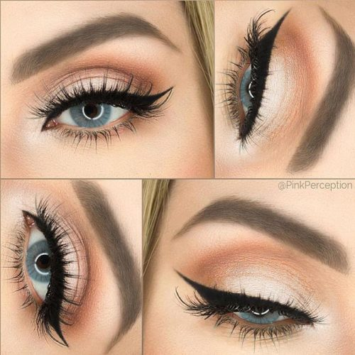 Pretty Makeup Ideas for Blue Eyes picture 3